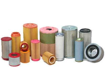 Air Filters, Oil Filters and Separators